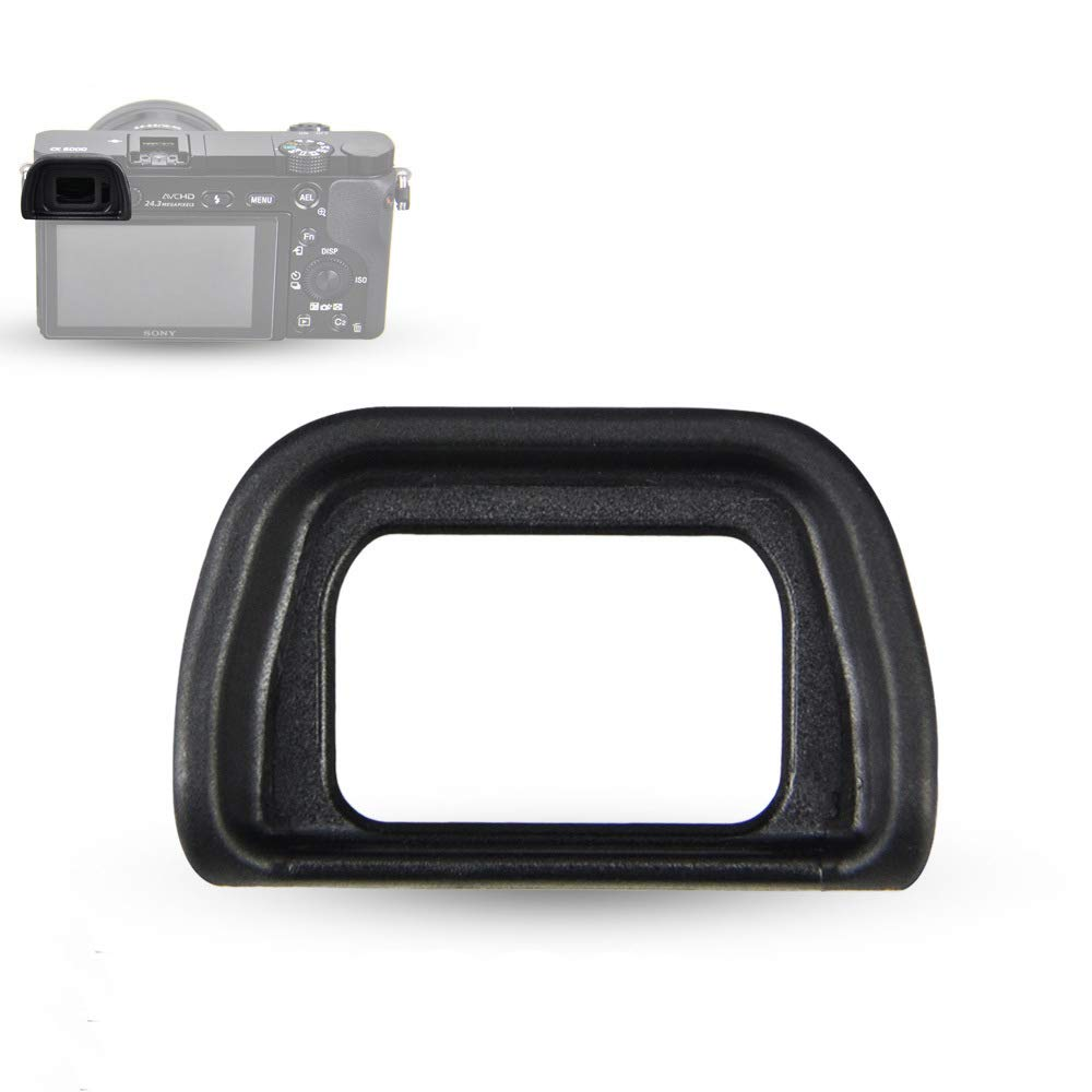 FDA-EP10 Soft Eyepiece Eye Cup for Sony A6300/A6000/NEX-6/NEX-7 /ILCE-6000 Cameras Replace FDA-EP10 Eyecup Viewfinder