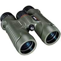 Bushnell Trophy 8x32 Binocular with Roof Prism System and Focus Knob (Green)