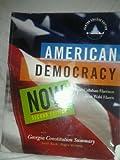 American Democracy (Darton College Edition), Brigid Callahan Harrison, Jean Wahl Harris, Michelle D. Deardorff, 0077549139