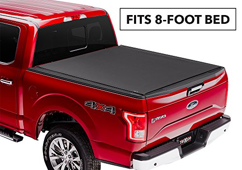 (TruXedo Pro X15 Soft Roll-up Truck Bed Tonneau Cover | 1479601 | fits 17-19 Ford F-250/F-350/F-450 Super Duty 8' Bed)