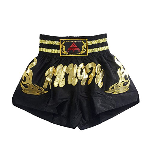 HemeraPhit MMA Training Boxing Shorts Satin Kickboxing Muay Thai Boxing Trunk