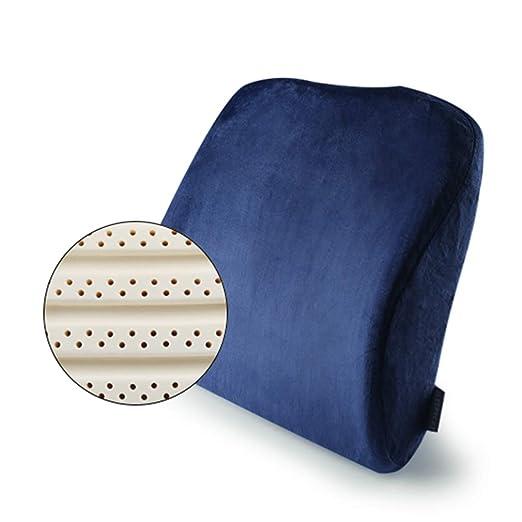 ALG-Chair Almohadillas cojín Simple y Moderno látex Natural ...