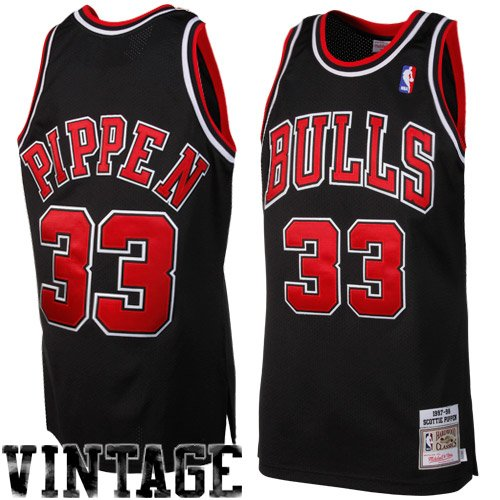 NBA-Mitchell-Ness-Scottie-Pippen-Chicago-Bulls-1997-1998-Throwback-Authentic-Jersey-Black