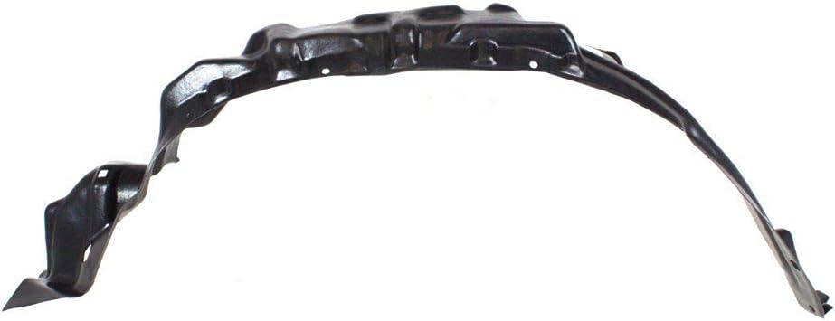 5387604031 TO1248111 Parts N Go 1995-2000 Tacoma 2WD Front Driver /& Passenger Side Fender Liner Set