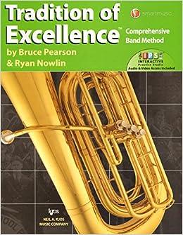 __TOP__ W63BS - Tradition Of Excellence Book 3 - Tuba. Arthur Through calls healthy largo ubicado
