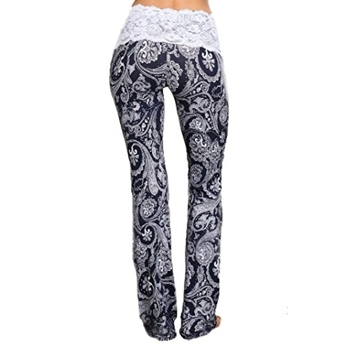 Gillberry Printed Stretch Pants Trousers product image