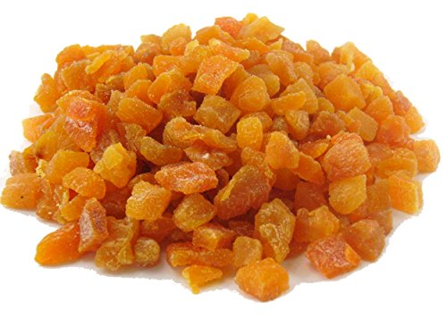 Anna and Sarah Turkish Sun-Dried Diced Apricots in Resealable Bag, 2 Lbs