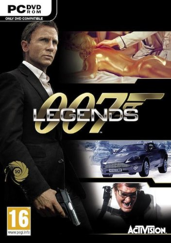 James Bond: 007 Legends (PC/輸入版) (Bond 007 Legends)
