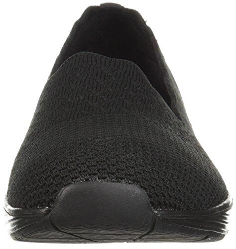 Cordones Negro Skechers 36 stat Zapatillas 5 Sin Mujer Seager Para Eu aaZI0Rw