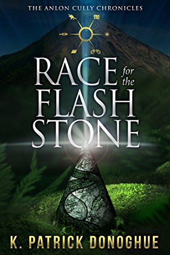Race for the Flash Stone (The Anlon Cully Chronicles Book 2) (Leopard Race)