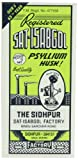 Telephone Sat-isabgol (psyllium Husk), 200-Gram Boxes (Pack of 5)