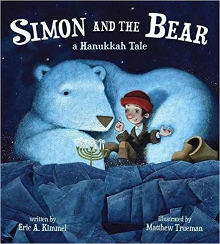 Simon and the Bear Book Cover