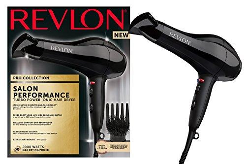 Revlon Pro Collection Salon Performance Turbo Ionic Super Lightweight Hair...