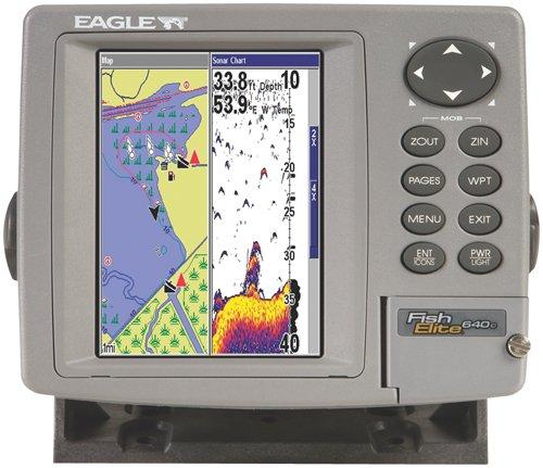 Eagle Fishelite 640C GPS Unit