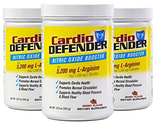 Cardio Defender Nitric Oxide Booster (3)