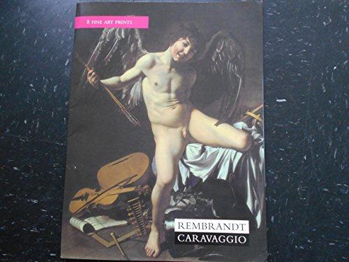 (Rembrandt Caravaggio Fine Art Reproductions (8) Fine Prints)