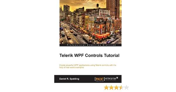 Telerik WPF Controls Tutorial See more