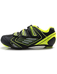 Tiebao New Road Cycling Shoes for Men Self-Locking Non-slip Breathable Riding Shoes