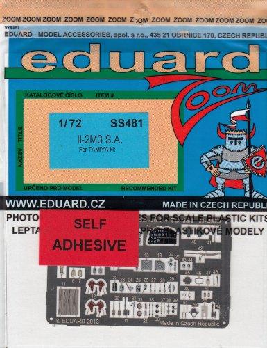 1:72 Eduard Photoetch Ii-2m3 S.a Detail Set. -  SS481