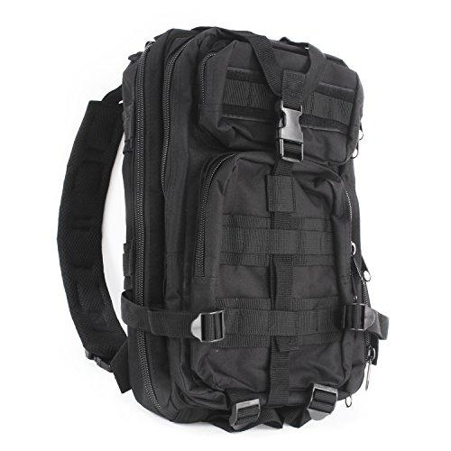 Combat Medic Bag - MediTac Tactical Assault Pack - First Aid Rucksack - 18