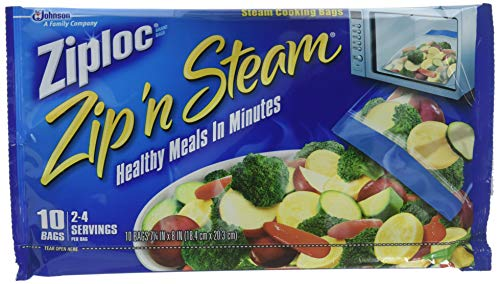 ziplock steam bags - 4