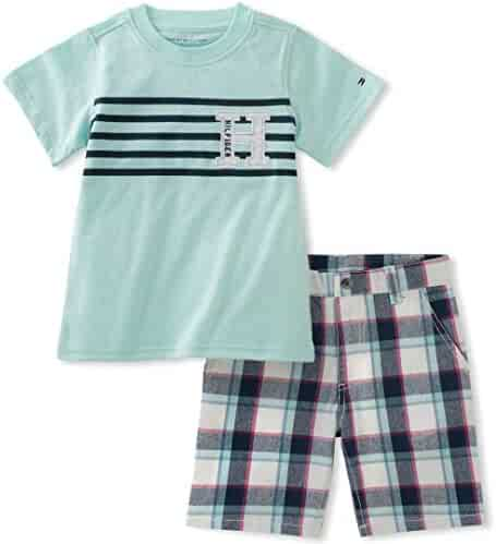 Tommy Hilfiger Baby Boys' 2 Pieces Short Set