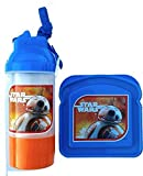Star Wars New Movie Lunch Set- Let the Food be in your Boo's Tummy