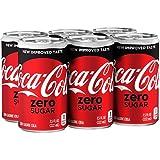 Coca-Cola Zero Sugar, 7.5 fl oz, 6 Pack