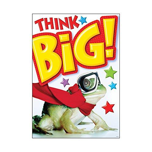 ARGUS Think Big! ARGUS Poster, 13.375