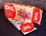 DAS Air Dry Modeling Clay Terracotta 2.2 lbs Packet (1 Kg)