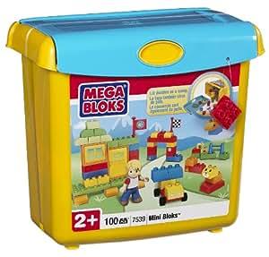 Megabloks Mini Scoop'n Build Bucket classic