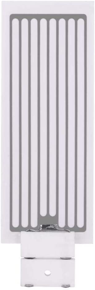 Ymiko Purificador de Aire Generador de ozono portátil Ozonizador Placa de cerámica Esterilizador de Aire Purificador Kit Calidad Duradera(5g)