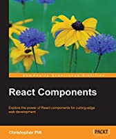 React Components Front Cover