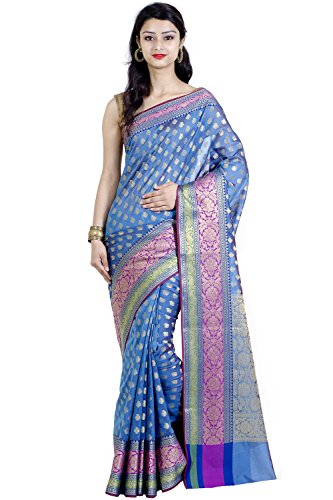 Indian Cotton Saree - 8