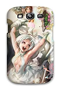 For Galaxy S3 Protector Case Wedding Phone Cover