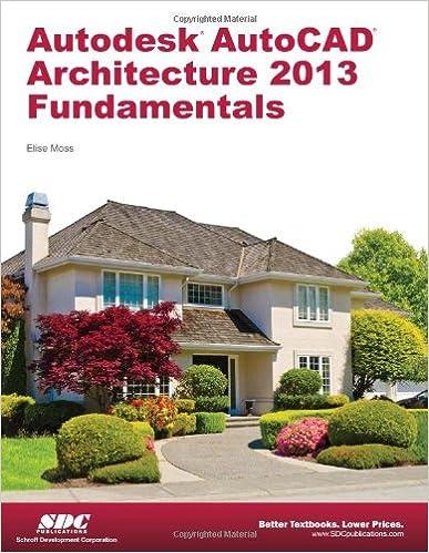 Book Autodesk AutoCAD Architecture 2013 Fundamentals