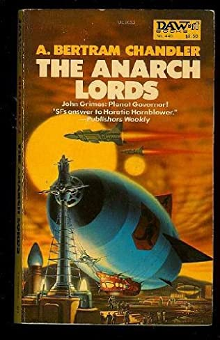 book cover of The Anarch Lords