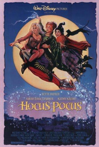 Hocus Pocus POSTER Movie (27 x 40 Inches - 69cm x 102cm) (1993) ()