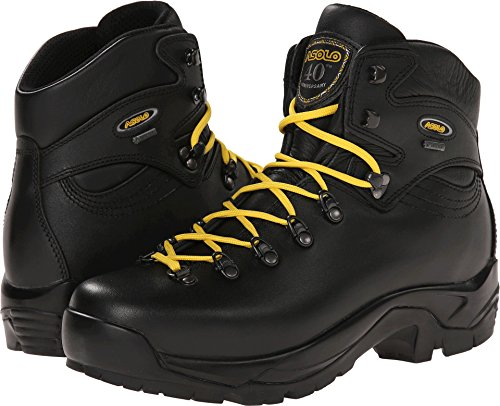 Asolo Backpacking Boots (Asolo TPS 520 GV Anniversary Boot - Men's Black 11)