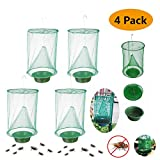 Best Fly Traps - Convenientools Ranch Fly Trap The Most Effective Trap Review