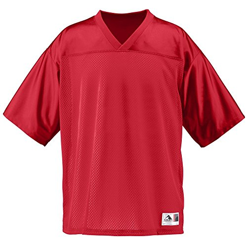 Augusta Sportswear Men's Augusta Stadium Replica Jersey, Red, ()