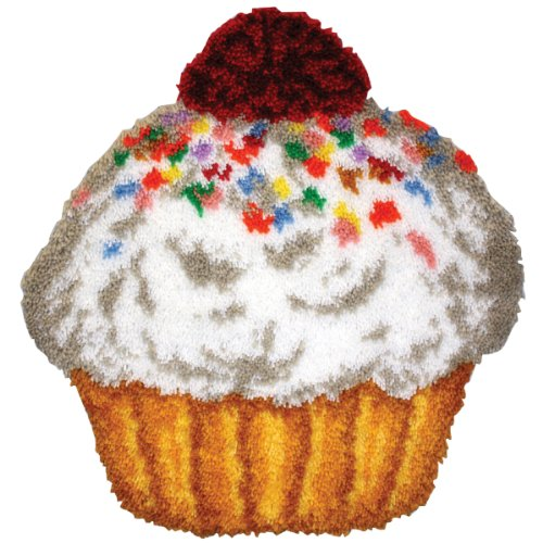 M C G Textiles Latch 28 Inch Cupcake
