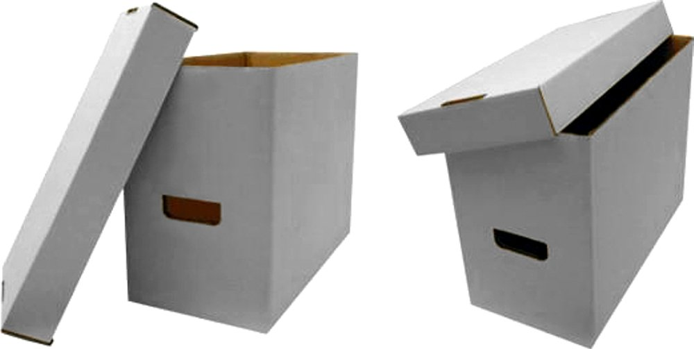 (1) Graded Comic Storage Box - Holds 35-40 Graded Comic Books - BCW BCW-GCB