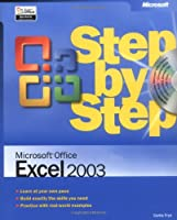 Microsoft Office Excel 2003 Step by Step Front Cover