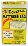 Warps CB-86 86'' X 92'' Large Mattress Storage Bag