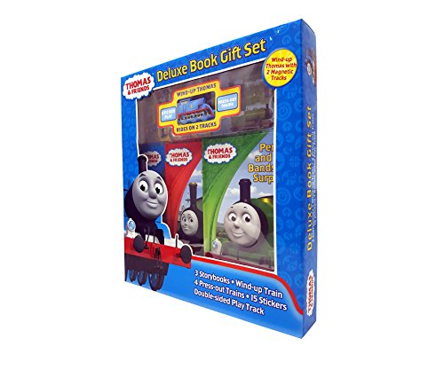 Price comparison product image Thomas & Friends Deluxe Book Gift Set
