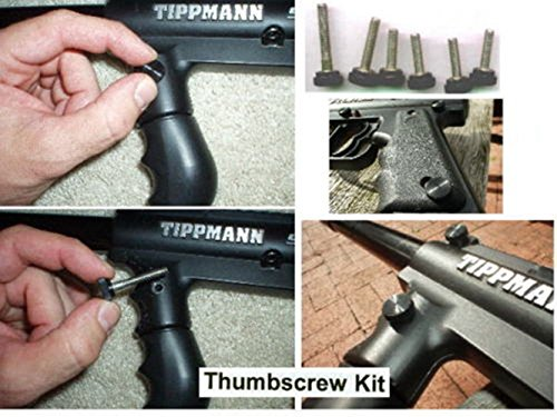 Accessories Tippmann Model 98 (Paintball Tippmann 98 Custom - PRO UPGRADE Competition!)