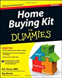 img - for Home Buying Kit For Dummies by Eric Tyson (2012-03-06) book / textbook / text book
