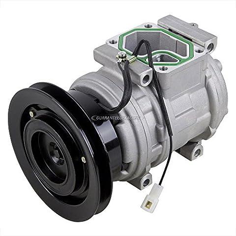 Brand New Premium Quality AC Compressor & A/C Clutch For Toyota Pickup And SUV - BuyAutoParts 60-01286NA - Pickup A/c Compressor
