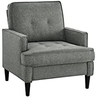 Dorel Living Marley Gray, Chair